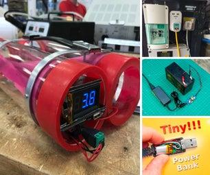 ENERGY - Batteries