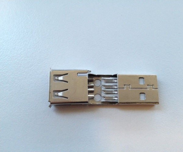 Making a USB Condom