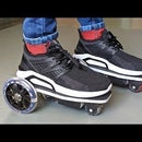 How to Make a Motorized Shoes / Skating at Home