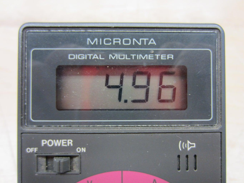 Test the Power Converter