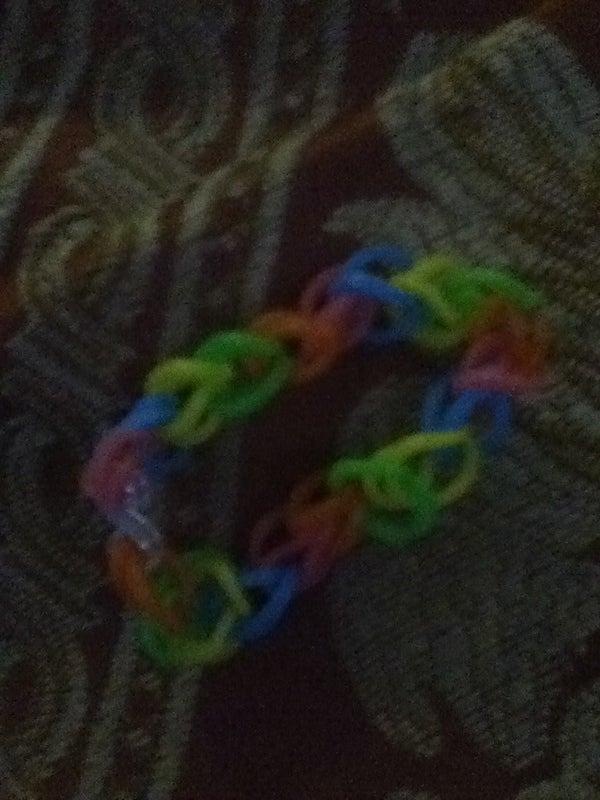 Rubber Band Bracelet (Simple)