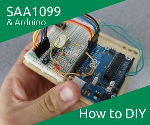Retro Sound Chip With an Arduino - the SAA1099
