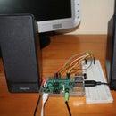 IoT PiRadio/Alarm using Cayenne.