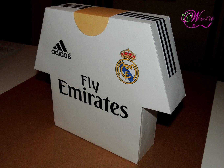 Soccer T-Shirt Box