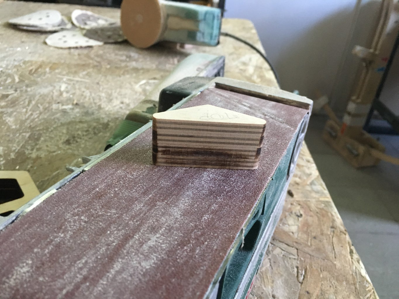 Make the Pedal Mold: Weld It