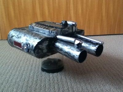 Sci-fi Binoculars