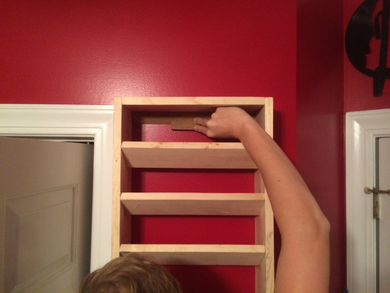 Mounting the Rack With French Cleats