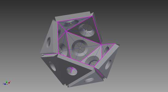 More Complicated Polyhedra