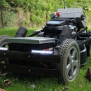 Lawn Mower RC ! by Bennurre