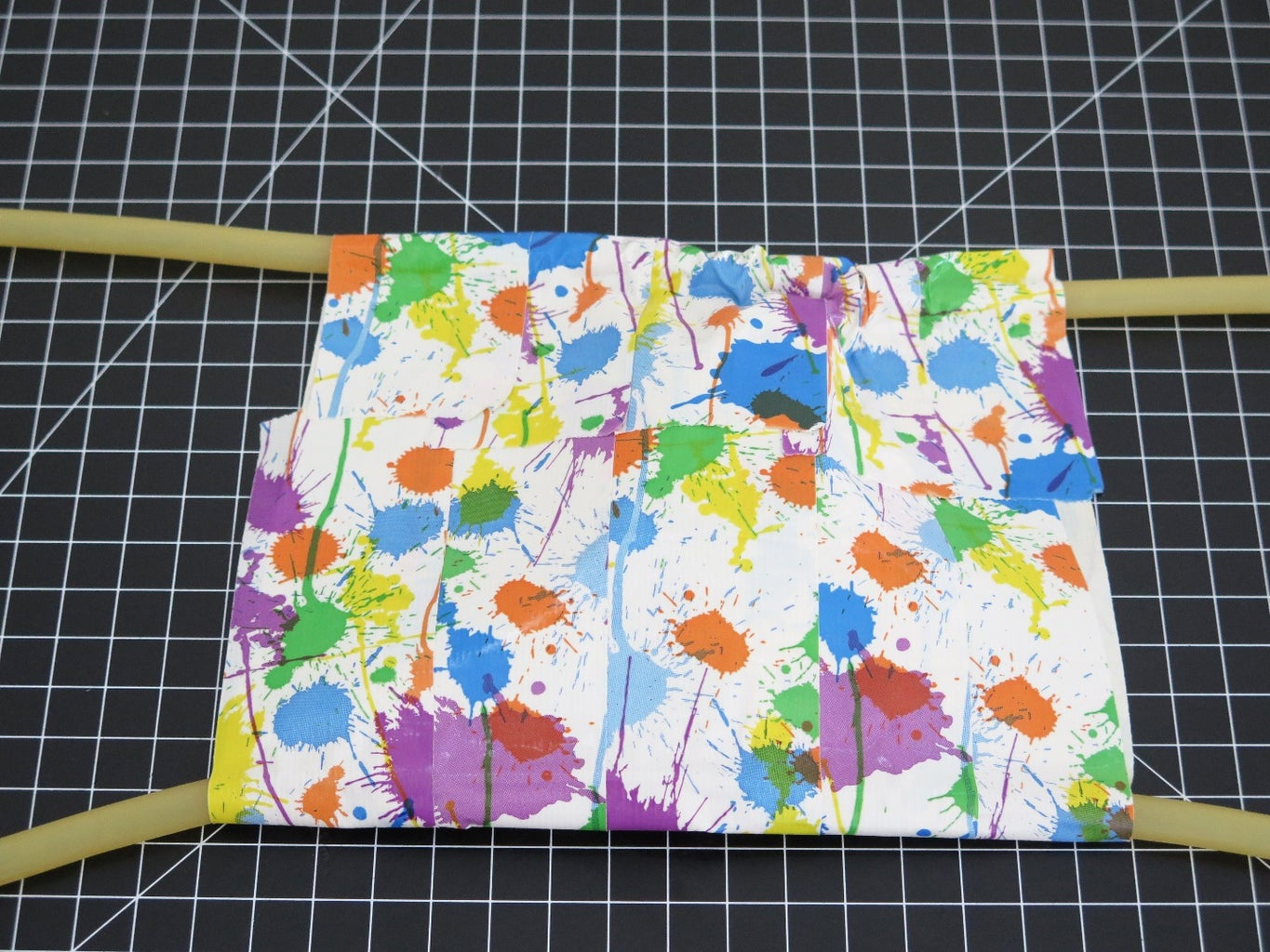 Make a Duct Tape Pouch