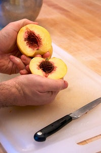 Prep the Fruit for Your Filling