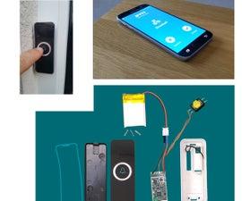 IOT Doorbell With Custom Voice Messages