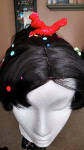 Candy Hair Pieces and Wig