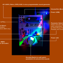 MIDI/Arduino Controlled 8-Bit Sound Generator (AY-3-8910)