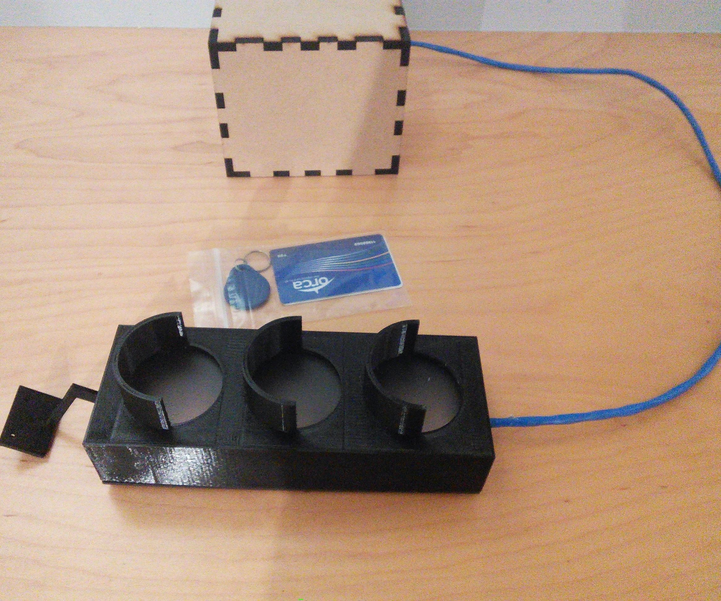 RFID access system