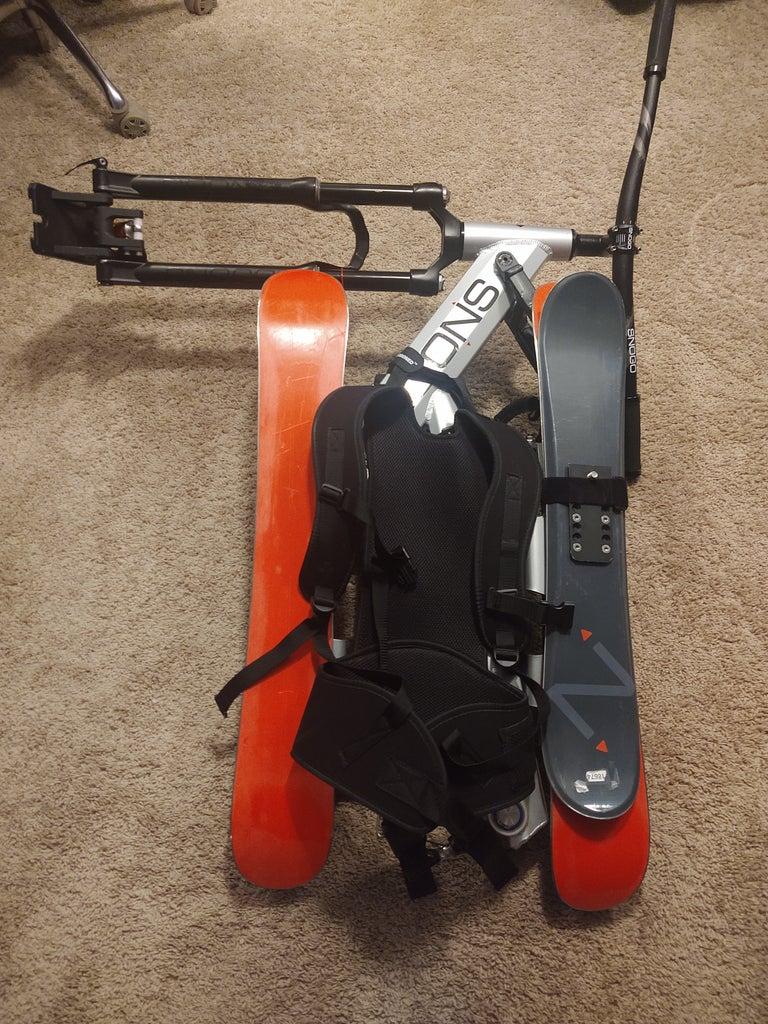 Bike to Backpack