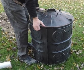 Reduce Yard and Basement Flooding! Install a Downspout/Sump Drywell.