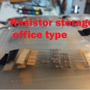 Resistor storage - office type
