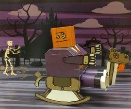 Headless Horseman PaperBot