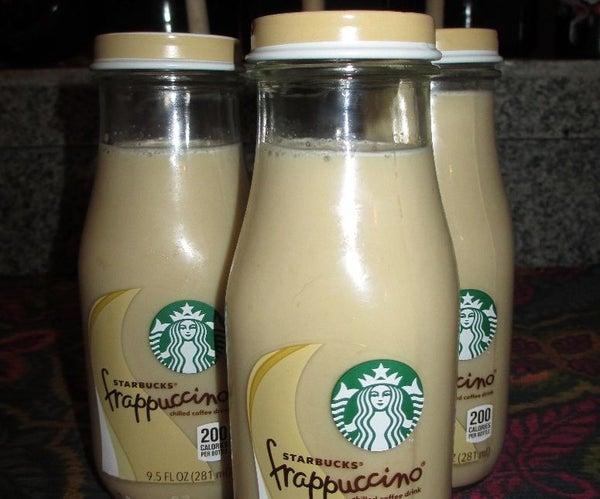 Starbucks Vanilla Frappuccino Copycat Recipe