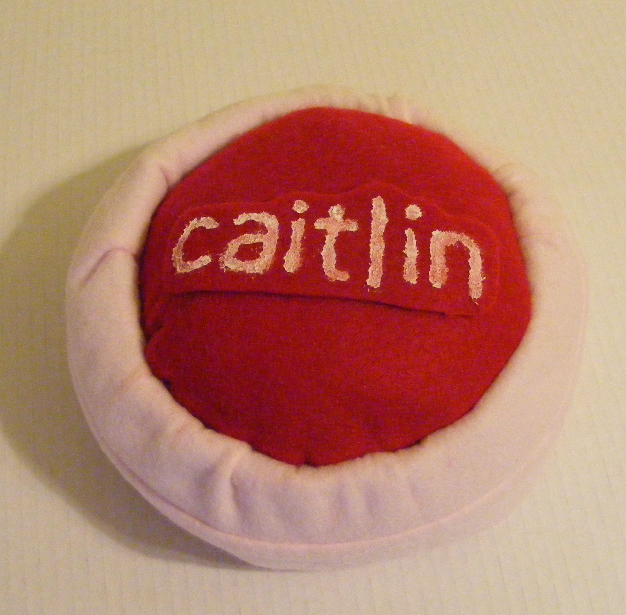 Custom Plush Easy Button