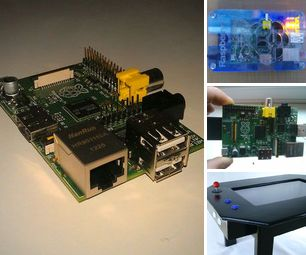 Projects for a Raspberry Pi