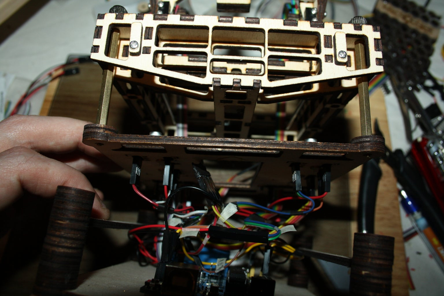The Wiring Loom