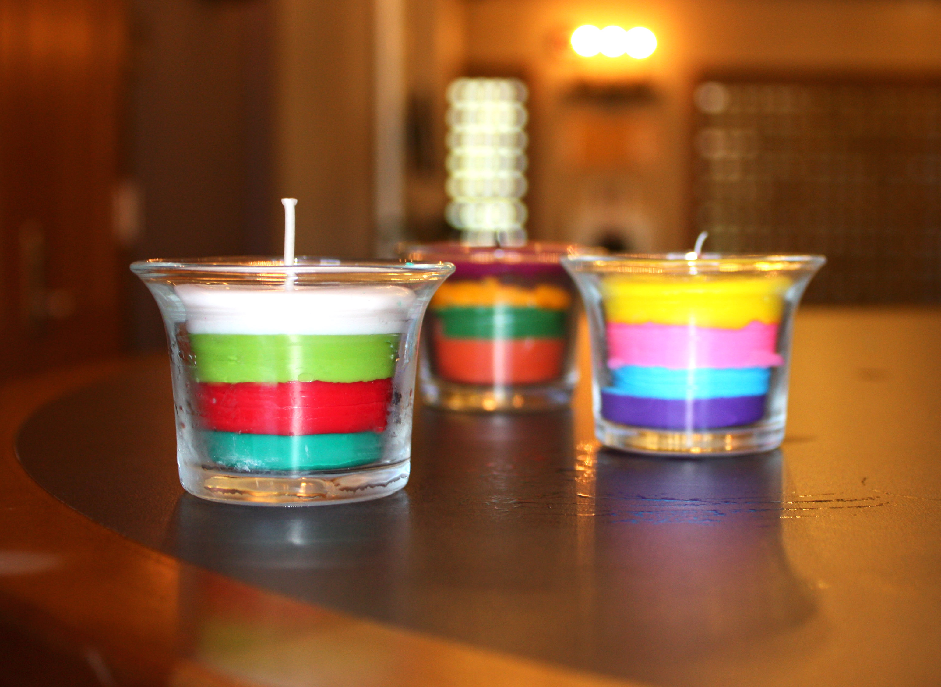 Layered Crayon Candles 16 Steps With Pictures Instructables