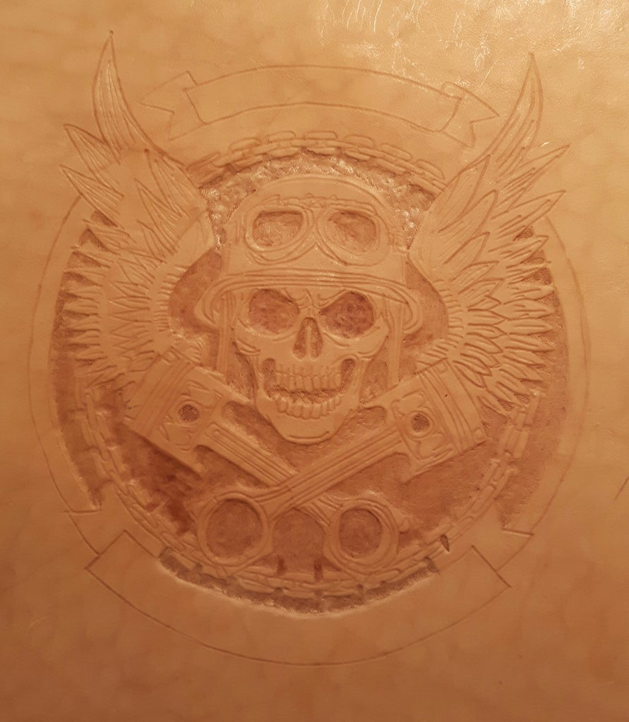 Step 4 : Carving Out Details