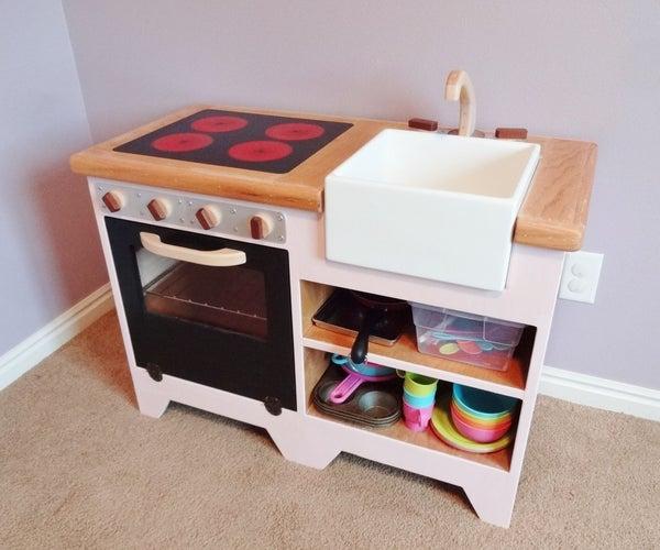Farmhouse Play Kitchen