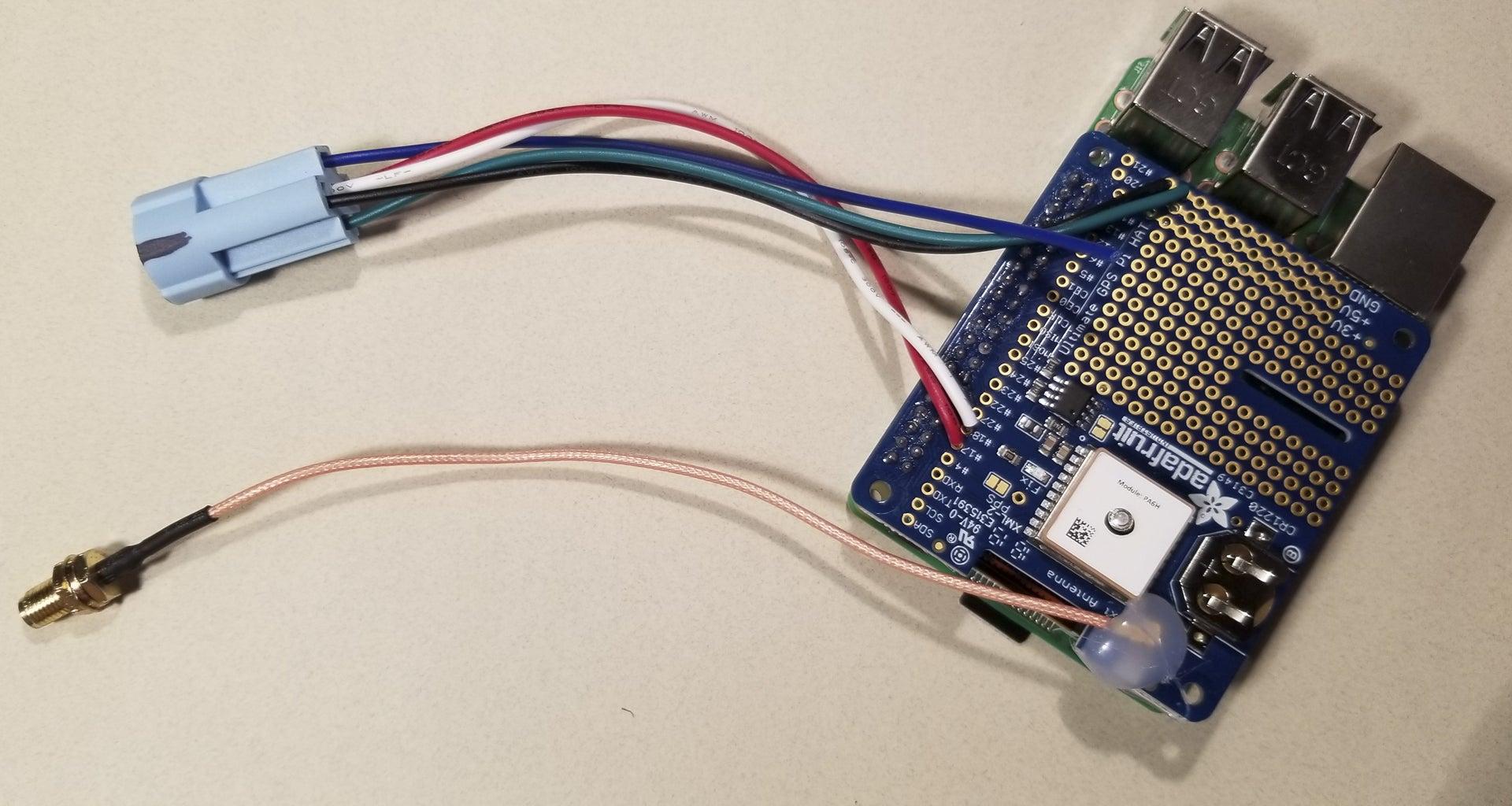 Assembling Raspberry Pi