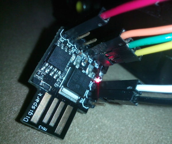 Refresh Your DigiSpark (clone) With a Smaller Bootloader