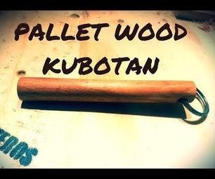 Pallet Wood Kubotan (or Just a Key Chain Dowel) :-)