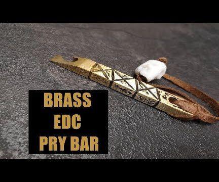 DIY EDC Pry Bar
