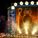 Jack Daniel's Independence Project - Holiday Light Spectacular