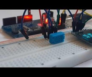 How to Use DHT12 I2C Humidity and Temperature Sensor With Arduino
