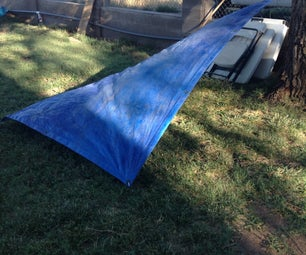 How to Make Tarp Tent/fort