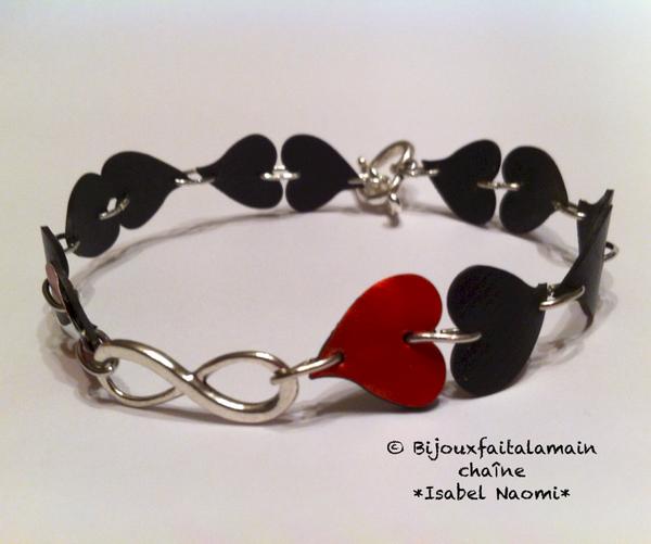 How to Make a Never Ending Love Bracelet