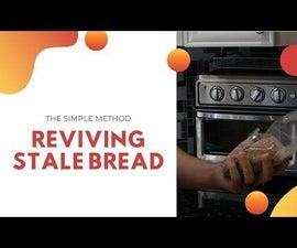 Reviving Stale Bread