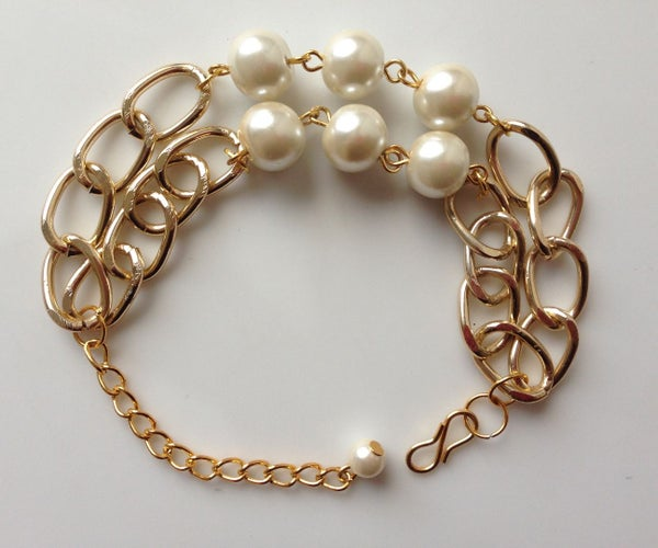DIY Bracelet How to Make | Tutorial | Jewelry Making |