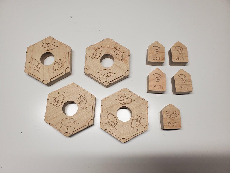 Sheep Tiles