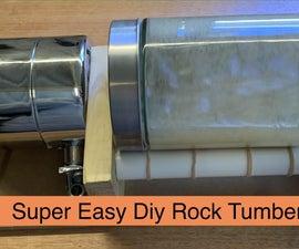 Super Easy DIY Rock Tumber