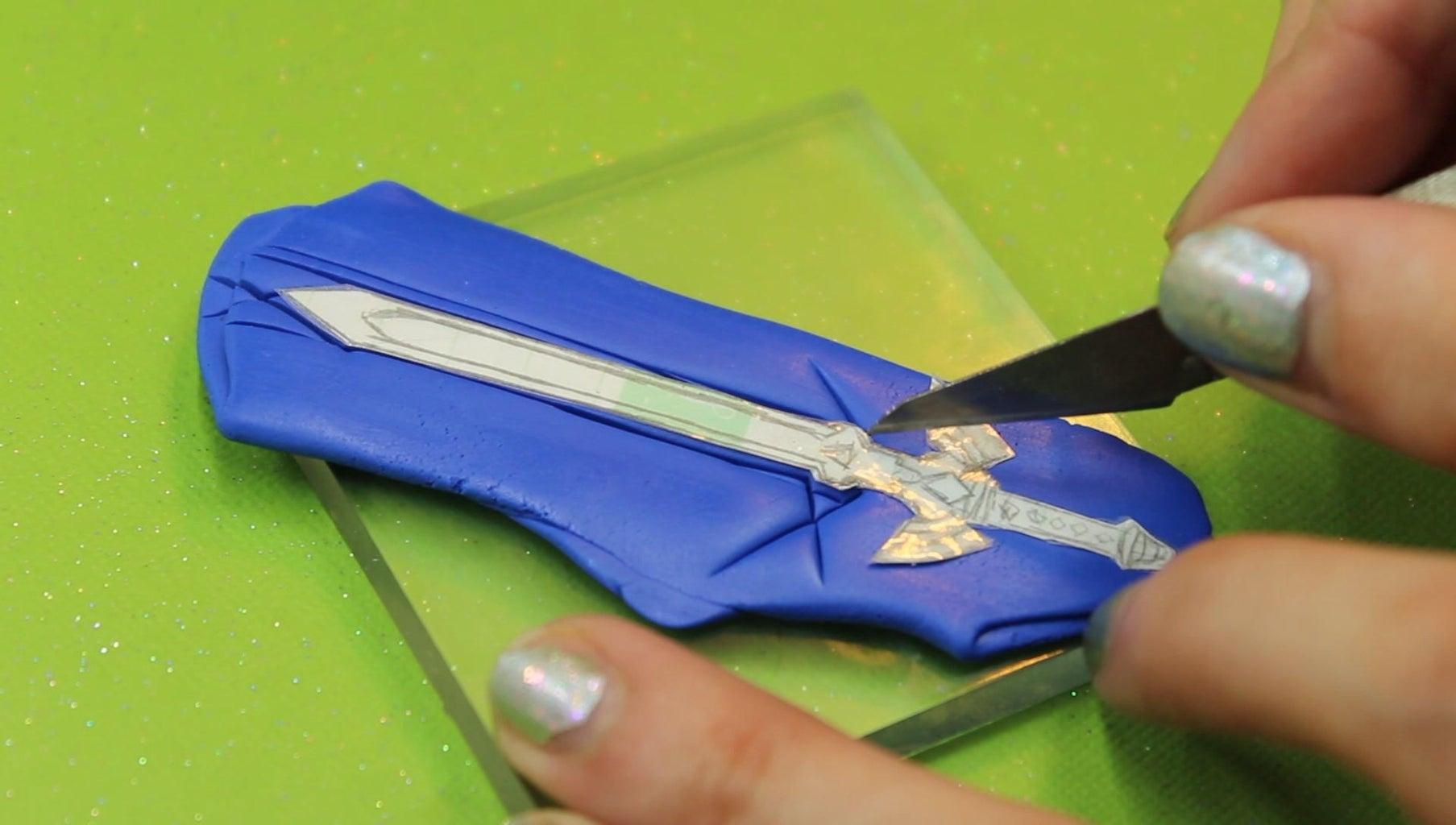 Master Sword: Shaping
