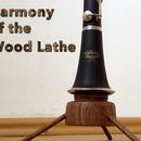 Wooden Clarinet Holder