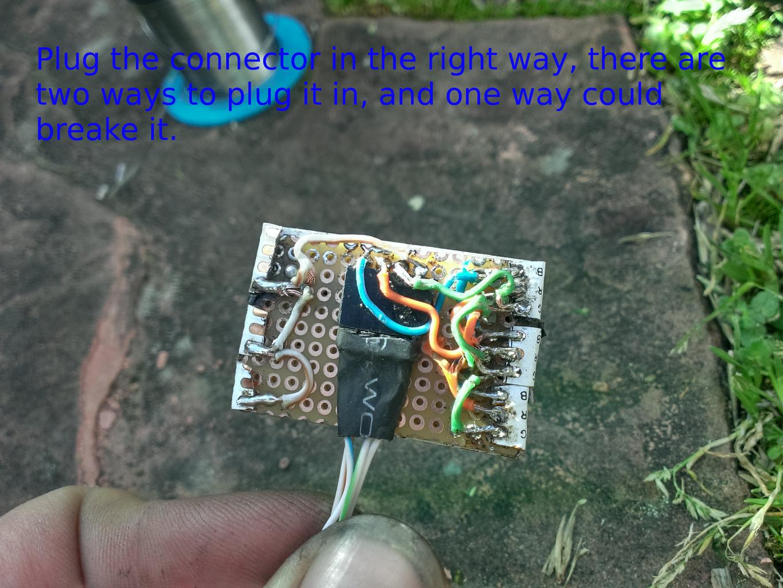 Building the Door Lights