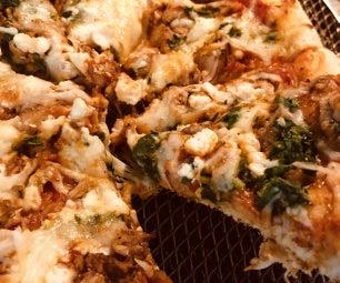 任何人都可以制作正宗的披萨
