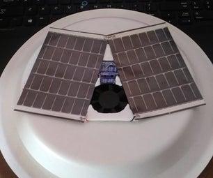 Solar Powered Hovercraft