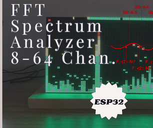 8-64通道FFT频谱分析仪
