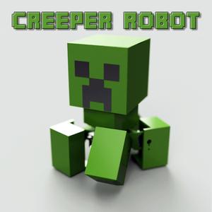 Creeper-BOT (Creeper Pet)