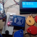 RFID DOMINATION TIMER for Airsoft - Arduino + NXP RC522 + LCD